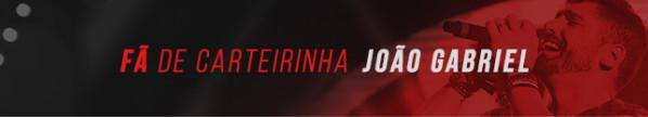 Fã de Carteirinha João Gabriel